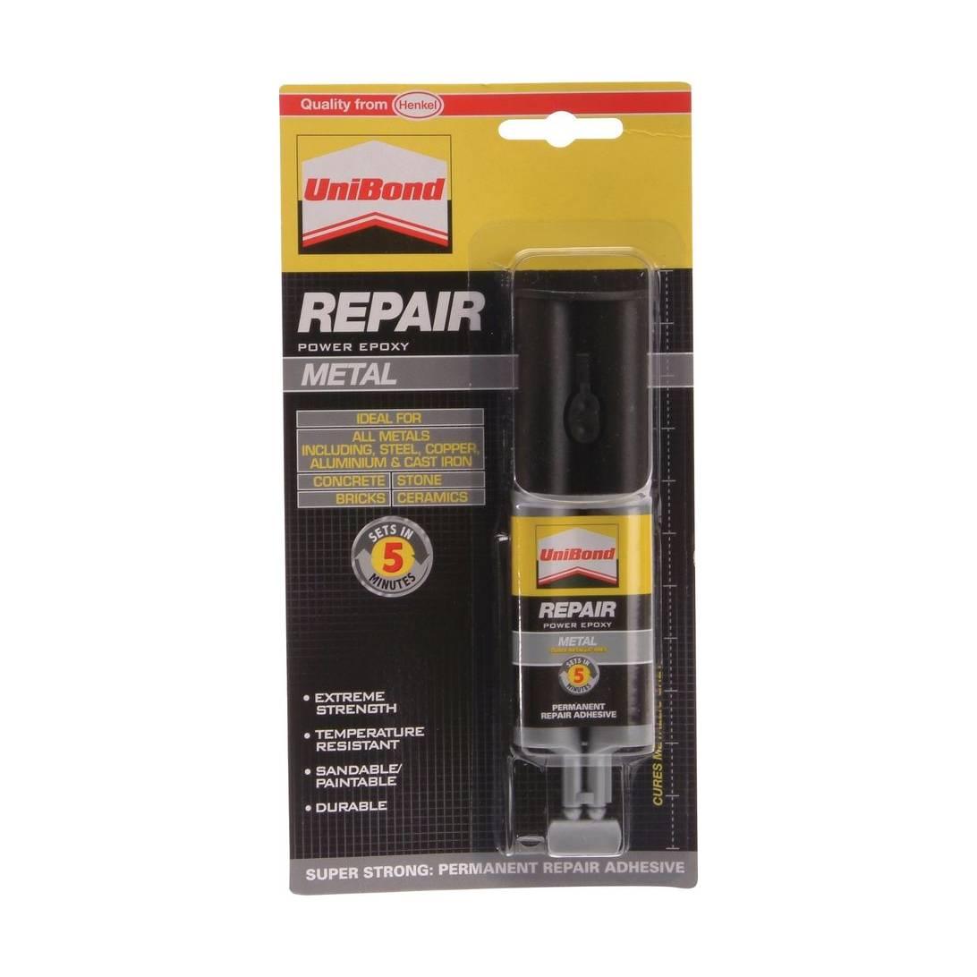Unibond Repair Metal Epoxy Glue 25 ml  Near Me | NearSt