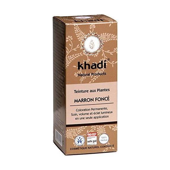Khadi Natural Herbal Hair Colours (Dark Brown) Near Me | NearSt