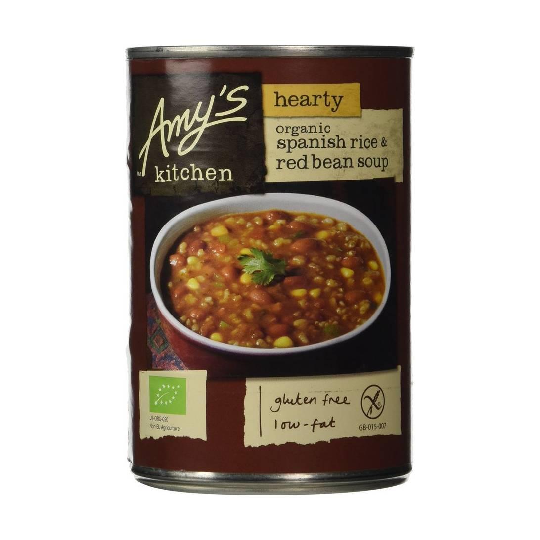 Soup Kitchen Near Me: Amys Kitchen Mushroom Soup 400 G (Pack Of 6) Near Me