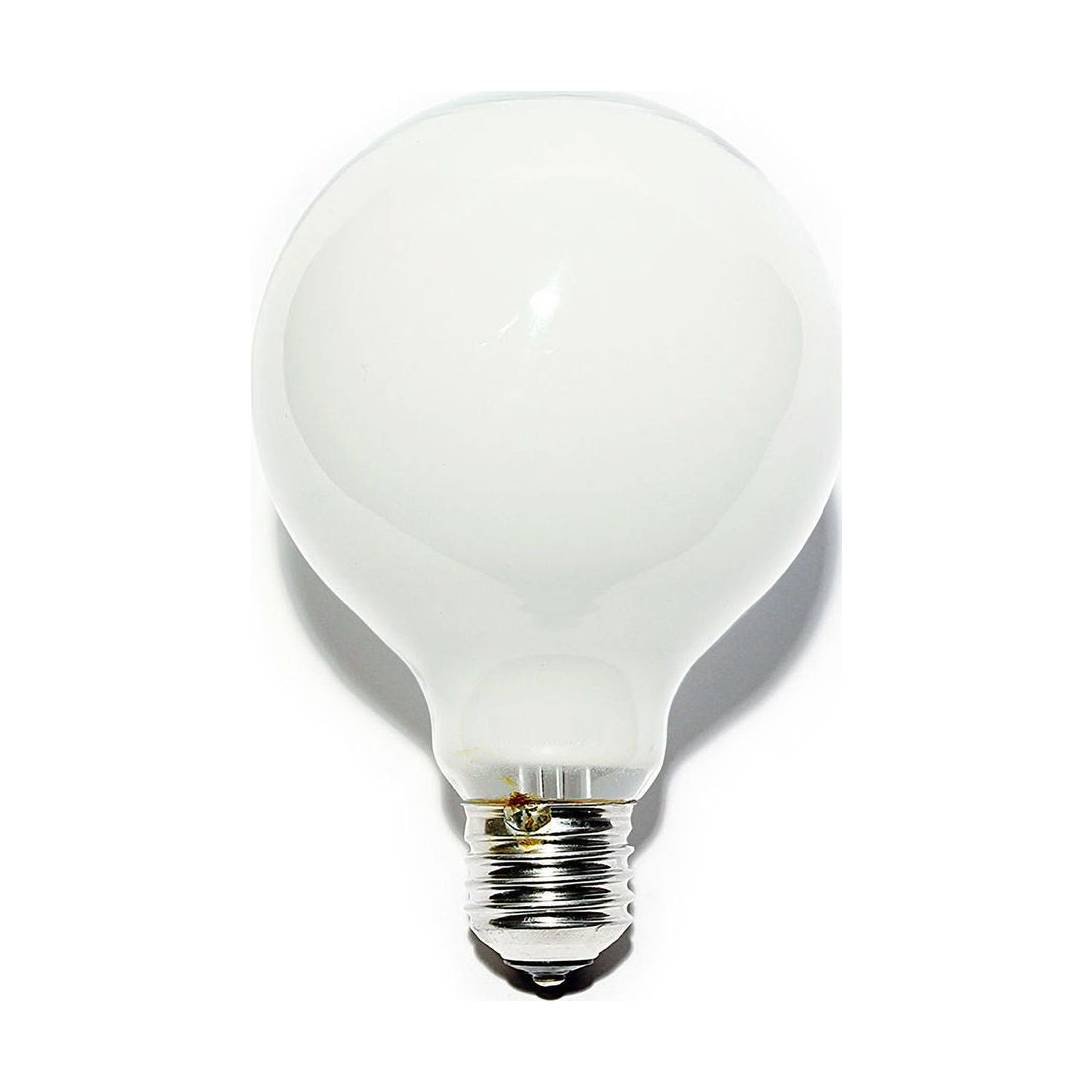 60w S15 Opal Pearl Striplight Tubular Light Bulb Lamp For