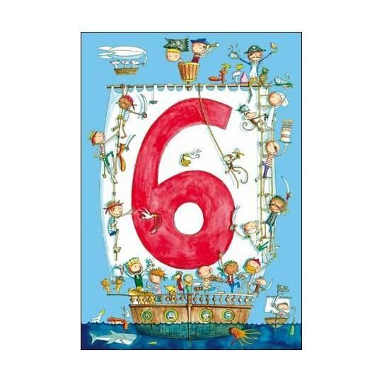 Woodmansterne Birthday Card