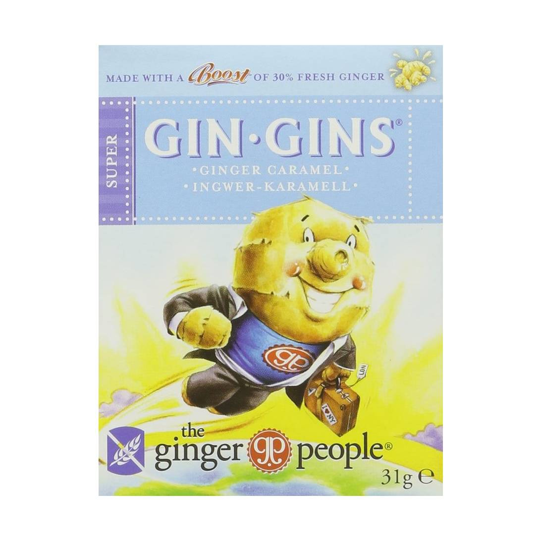 The Ginger People 31g Gin Gins Travellers Boost Near Me | NearSt