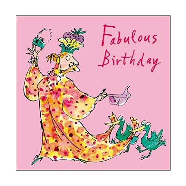 Birthday Cards Near Me.Fabulous Female Birthday Quentin Blake Greeting Card Square Greetings Cards Near Me Nearst