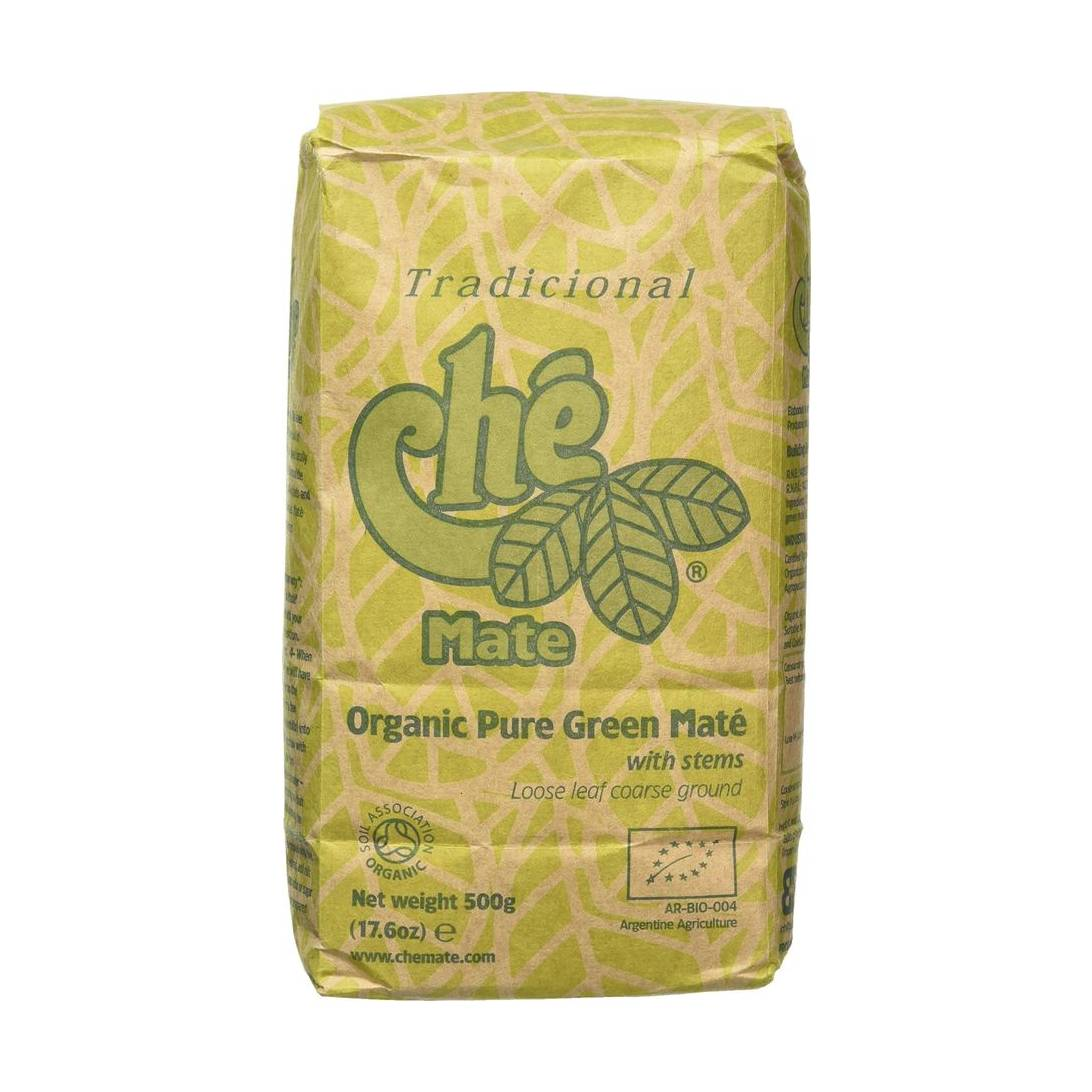 Che Mate Pure Green Mate With Stems 500 g (Pack of 6) Near
