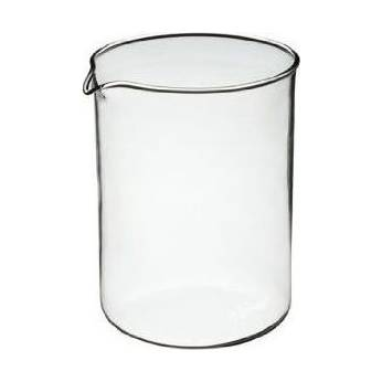 Kitchencraft Replacement Cafetiere Glass 4 Cup.