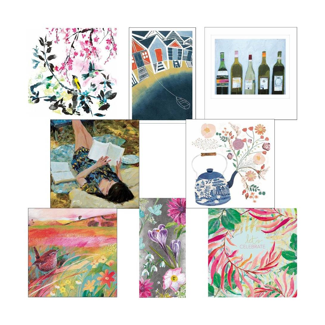 Greeting Cards Collection Beautiful 2